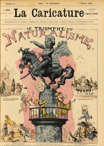 Robida, La Caricature, 7 février 1880 web