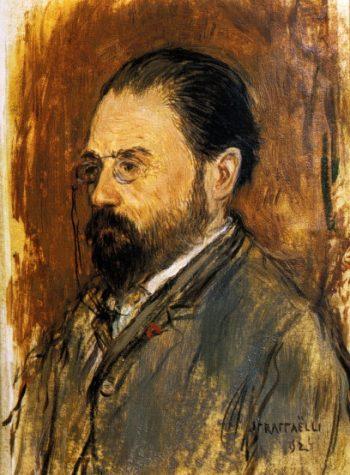 Zola par Raffaëlli, 1892