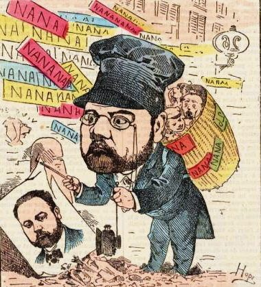 caricature de Hope